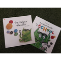 We have been using the story books 'The Colour Monster' to learn all about our emotions