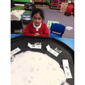 Sounding out and making CVC words