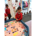 Matching up numbers and quantities