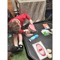 Exploring dental tools