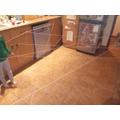 Her spider's web