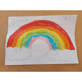 Grace's rainbow
