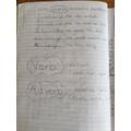 Abigail's adverbs