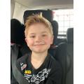 Logan's new haircut