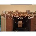 Harriet's festive numbers
