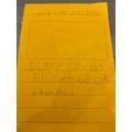 Jack's super writing