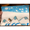 Walter's South Pole Picture