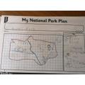 Alfie's National Park plan