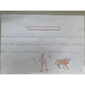 Jake's Maasai Tribe information booklet