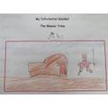 Jake's Maasai Tribe information booklet