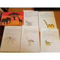 Georgia's African Topic work