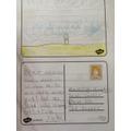 Jake's postcard