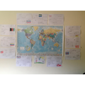 Owen created this brilliant geography project