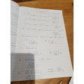 Abigail's maths