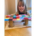 Olivia's board game!