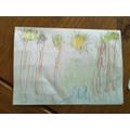 Alfie's postcard