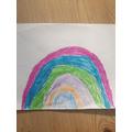 Elodie's rainbow