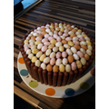 Freddy's Easter Cake