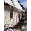 A photo from Mr Unsworth of Hill Cottage in Hockham