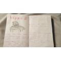 Blake's Safari booklet - Hippos
