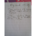 Alice's character profile