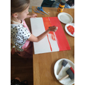 Abigail's painting
