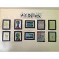 Look at Owen's amazing art gallery!