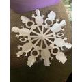 Eden's snowflakes