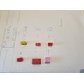 Hannah's Lego Maths