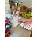 Logan's new teacher Aydan