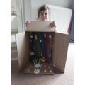 After - Grace's magical crayon box