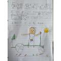 Jake's amazing writing