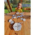 Thomas' snowflakes