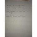 Charlotte's exclamation sentences