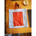 Freya made this fantastic tote bag