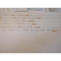 Alfie's rhyming poem