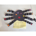 Hannah's spider