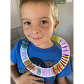 Jack's African necklace