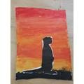 Ben's meerkat
