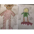 Characters from The Abominables