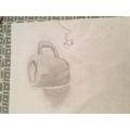 Owen's pencil drawing