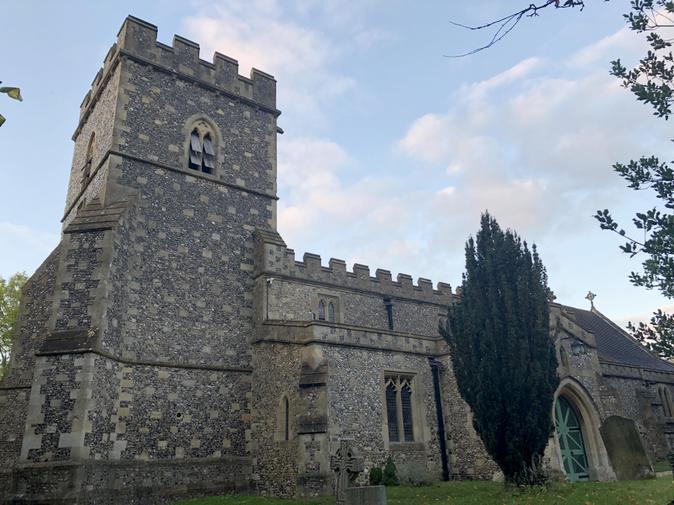 Great Kimble Church