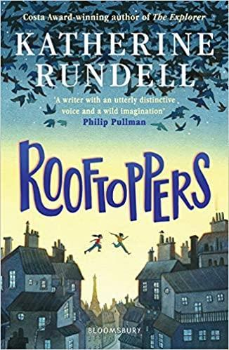 Roof Toppers by Katherine Rundell