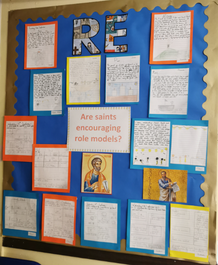 Hawk Owls have produced some fantastic work around the lives of Saint Peter and Saint Paul