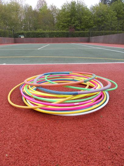 Hula Hoop Workshop!