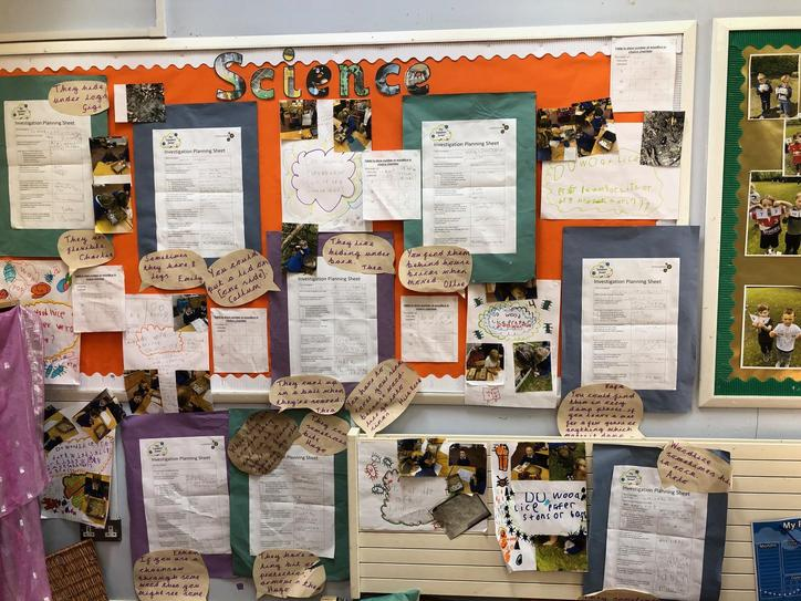 Big Science Investigation display
