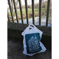 Inspired by a member of Eagle Owls -litter picking