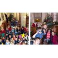 Christmas Tree Festival-St Peter &St Paul's Church