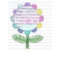 Olivia's Shape Poem