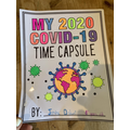 Jemima's Time Capsule Cover